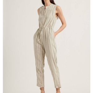 Lucky Brand Hayley Jumpsuit NWT size M